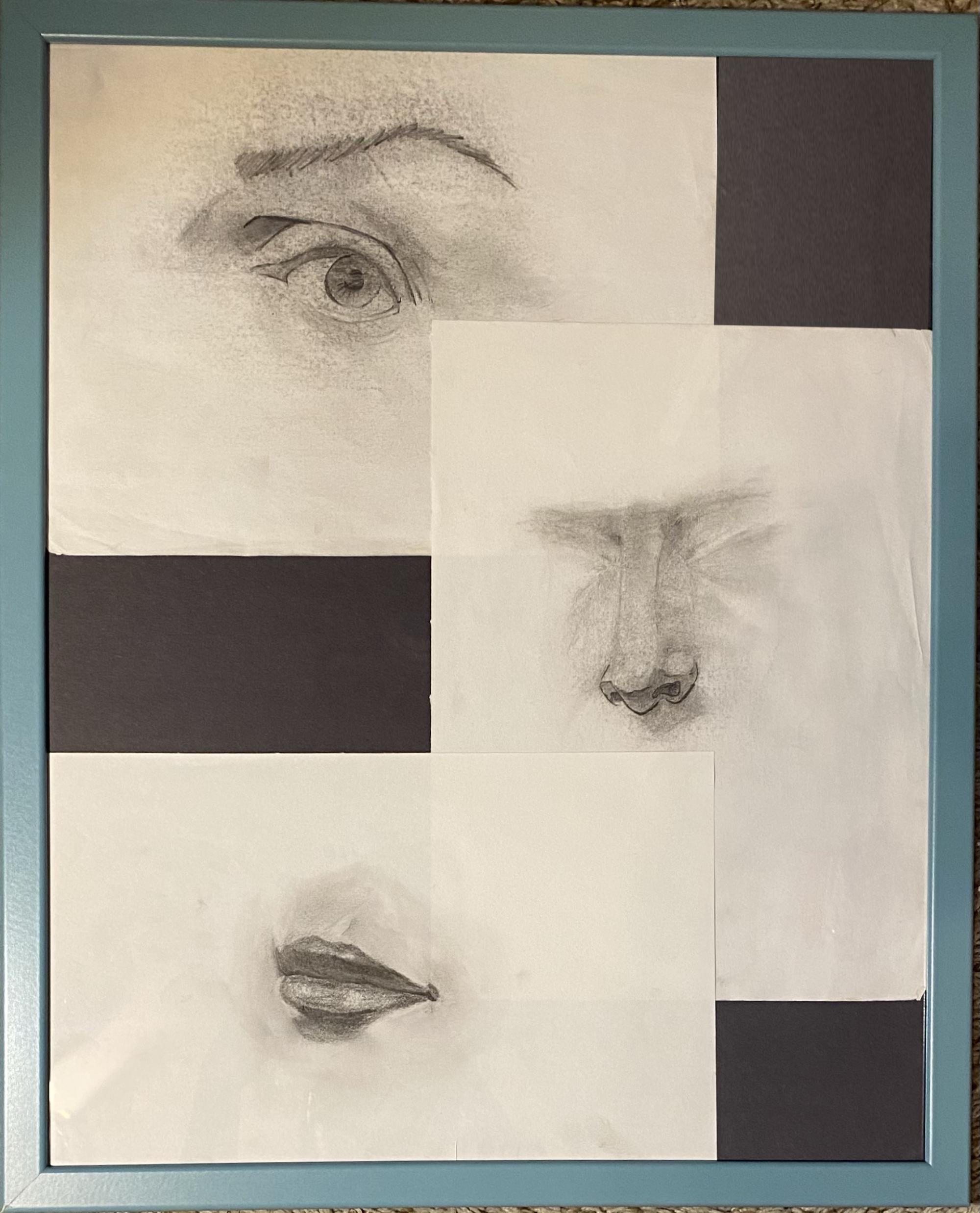 Eyes, Nose, and Mouth